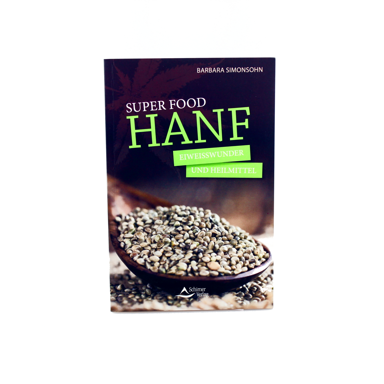 Super Food HANF - Buch