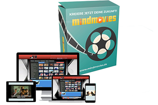 Mind Movies - Die Lebensfilm Software Image