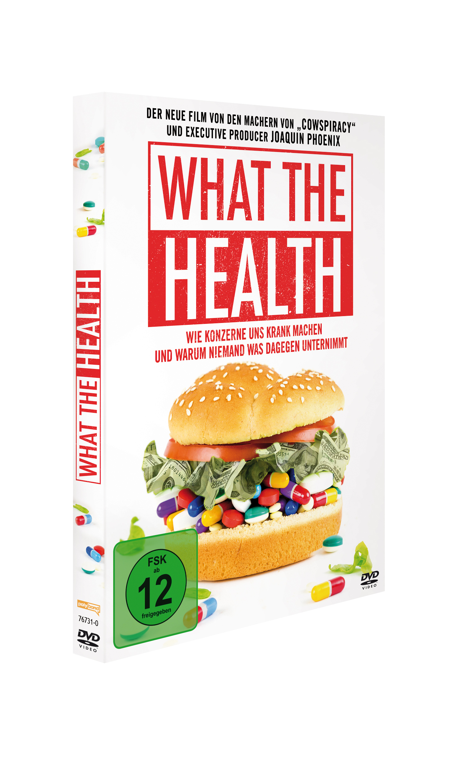 What The Health - DVD Image