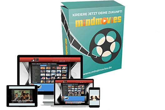 Mind Movies - Die Lebensfilm Software