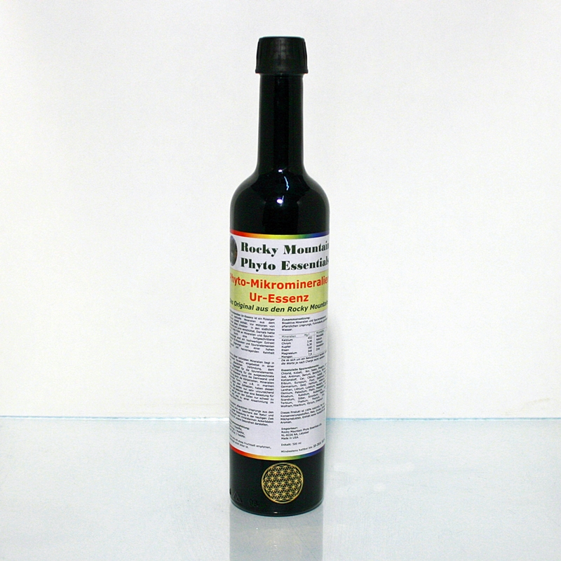 Rocky Mountain Phyto Essentials, 500 ml Image