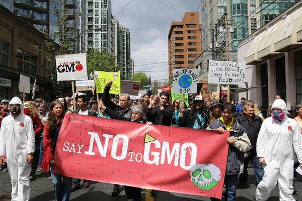 Monsanto Glyphosat Demo