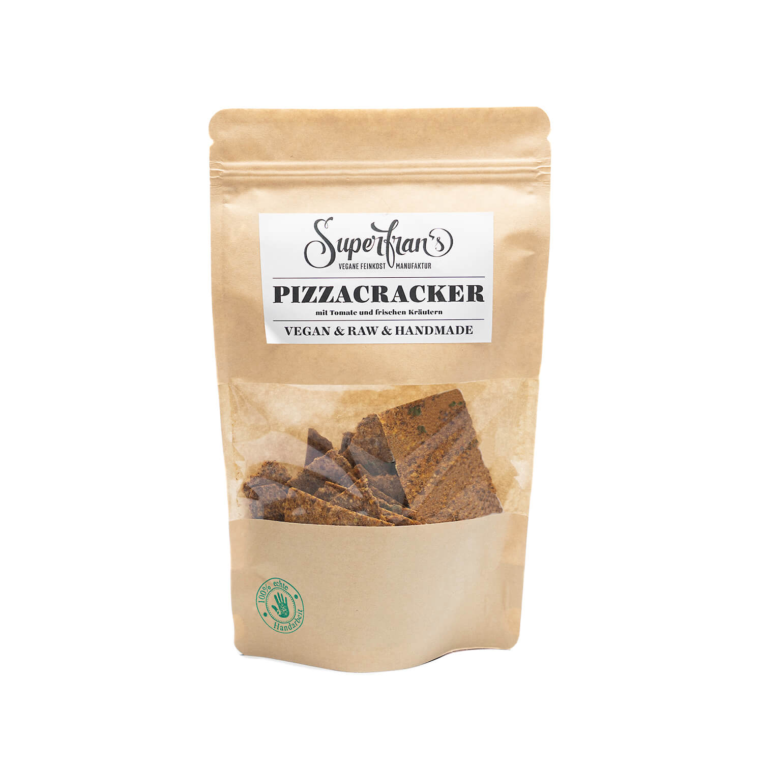 Superfran's Pizzacracker, 75 g Image