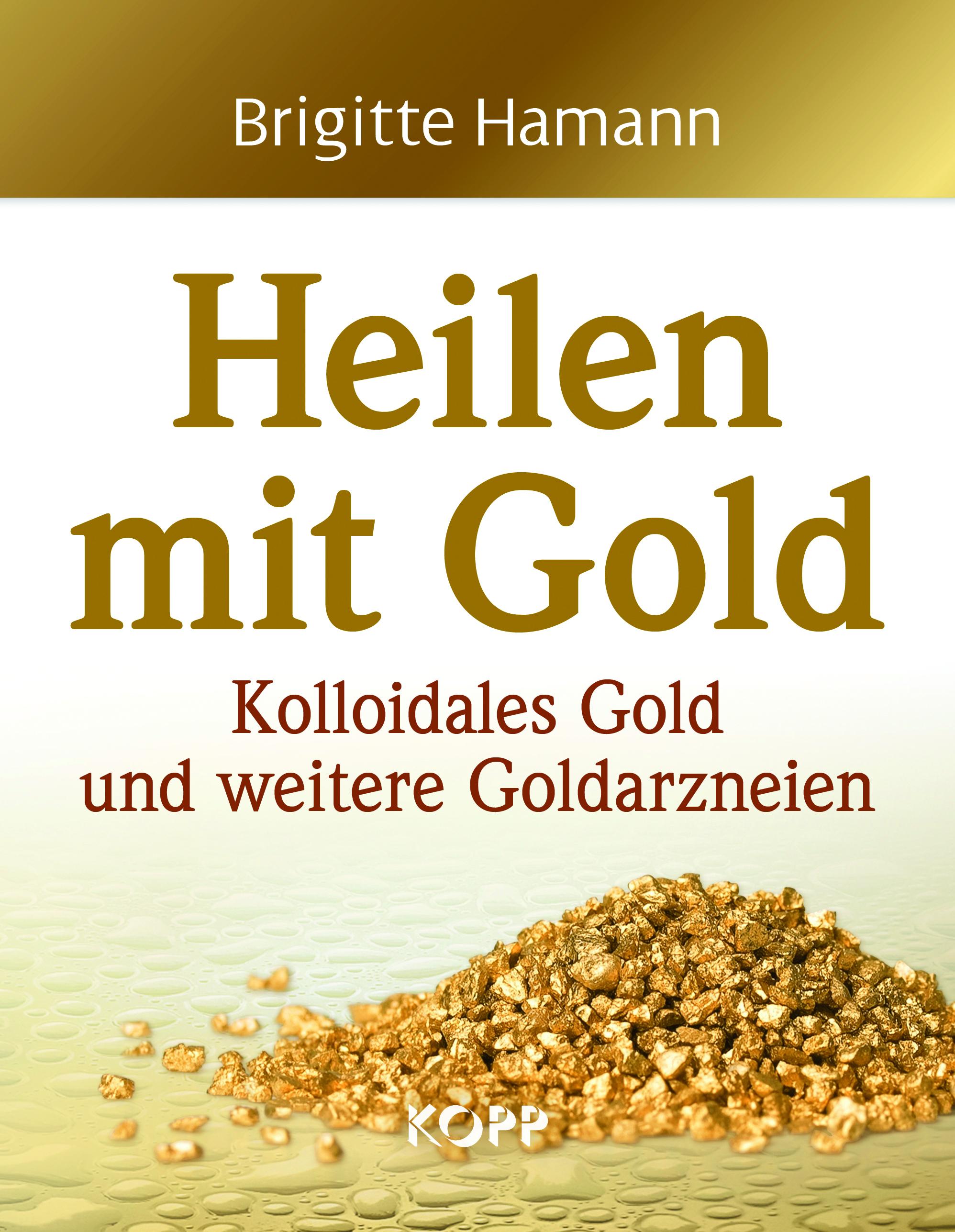 Heilen mit Gold - Buch Image