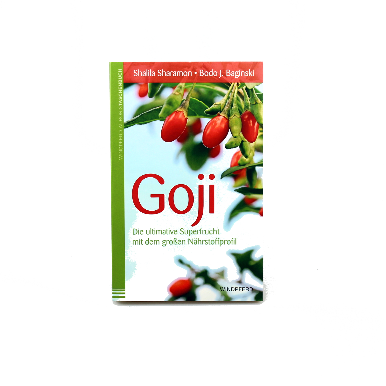 Goji - Die ultimative Superfrucht - Buch Image