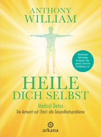 Heile dich selbst - Buch Image