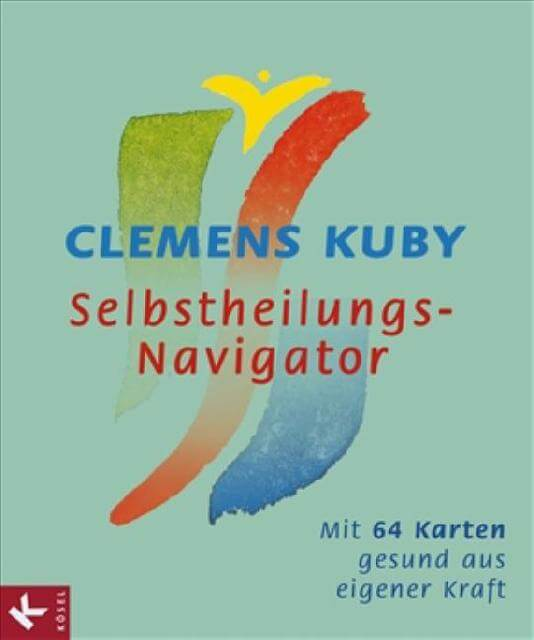 Selbstheilungs-Navigator - Buch Image