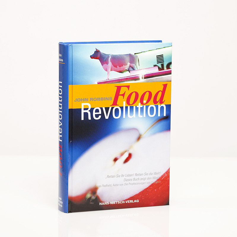 Food Revolution - Buch Image