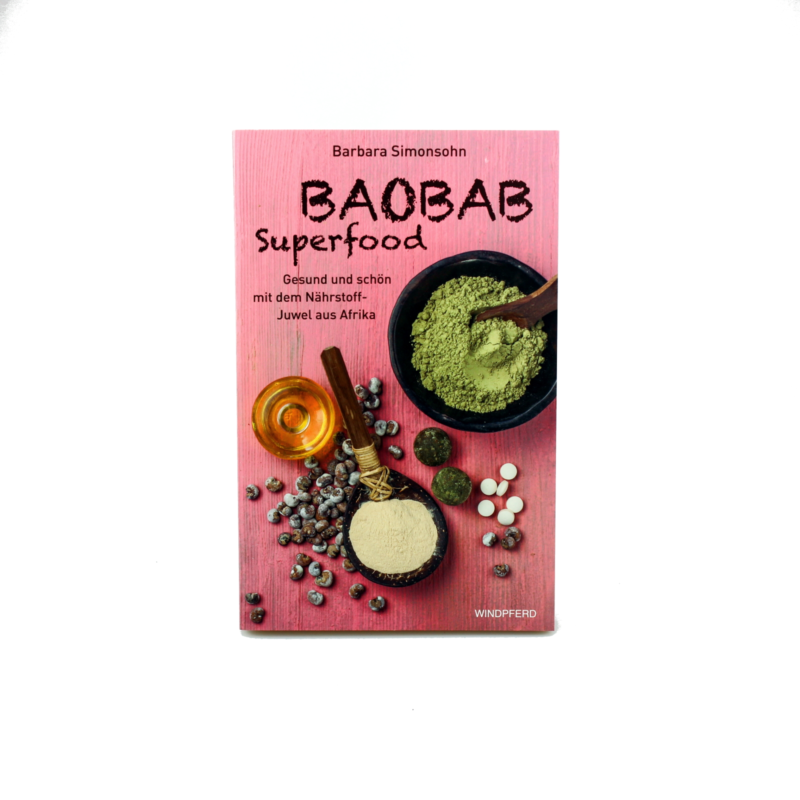 Baobab Superfood - Buch Image