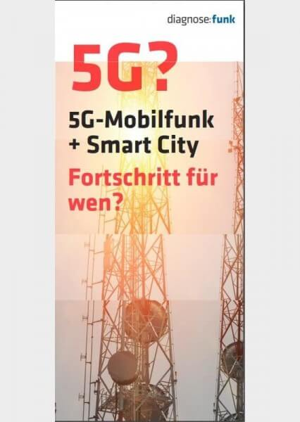 Flyer 5G Mobilfunk+Smart City