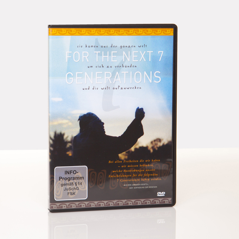 For the next 7 Generations - DVD