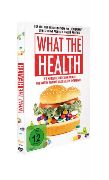 What The Health - BUE24-17 - DVD