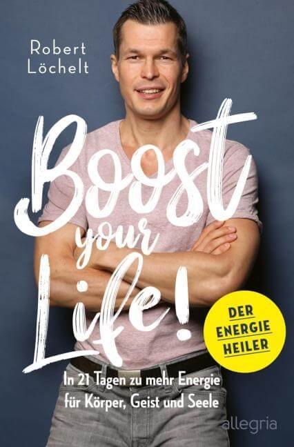 Boost Your Life! - Buch Image